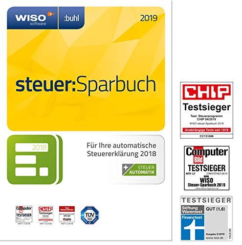 WISO steuer:Sparbuch 2019 (für Steuerjahr 2018 / Frustfreie Verpackung)